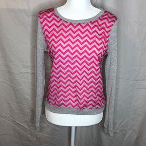 Delia's striped blouse